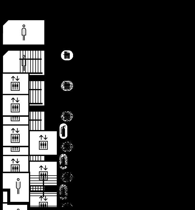 6・8F MAP